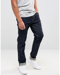 Edwin | Blue Ed-80 Slim Selvedge Jeans for Men | Lyst