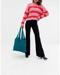Yoki - Borsa da spalla pulita di Yoki Fashion in Green
