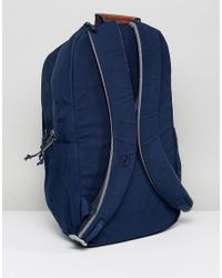 Fjallraven - Blue Raven Backpack In Navy 20l for Men - Lyst
