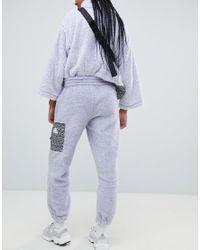 Penfield - Purple Tramel Fleece Pants - Lyst
