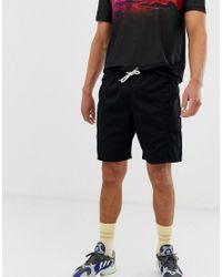 Adam - Pantaloncini neri di Weekday in Black da Uomo