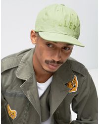 Poler - Green Cap Nylon 6 Panel for Men - Lyst