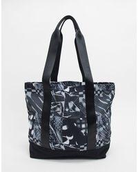 Noak Black X Will Harvey Tote Bag for men