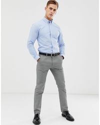 Chemise Oxford Ben Sherman pour homme en coloris Blue