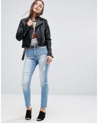 Cheap Monday - Blue Donna Boyfriend Jeans L32 - Lyst
