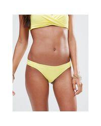 Undiz Multicolor Cannelliz Bikini Bottom
