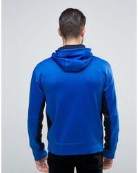 Polo Ralph Lauren - By Ralph Lauren Large Logo Hoodie In Blue for Men - Lyst