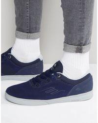 Emerica - Blue Emercia Westgate Cc Sneakers for Men - Lyst