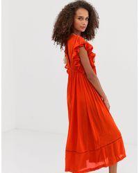 Will Wait For You Free People en coloris Red