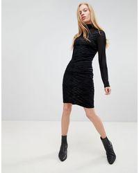 Vestido B.Young de color Black