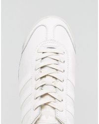Adidas Originals Samoa Vintage Sneakers In White Bb8598 for men