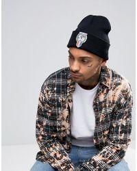 Abuze London - Black Fishermans Hat for Men - Lyst