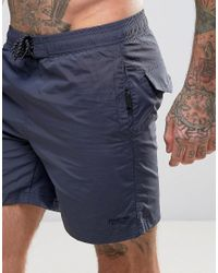 Firetrap - Blue Swim Shorts for Men - Lyst