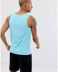 St Lucia - Débardeur - Bleu Ellesse pour homme en coloris Blue