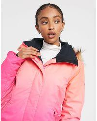 Roxy Pink – Jet Ski Now – Jacke