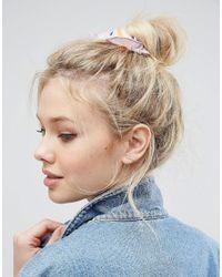 ASOS - Metallic Pack Of 10 Pretty Stud Single Earrings - Gold - Lyst