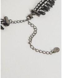 ALDO - Black Lace Choker Pack - Lyst