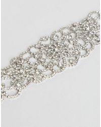 ALDO - Metallic Colaneri Jeweled Choker - Lyst