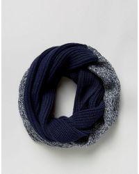 Esprit - Blue Snood for Men - Lyst