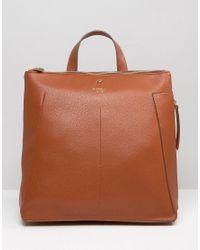 Fiorelli | Brown Finley Casual Zip Top Backpack | Lyst