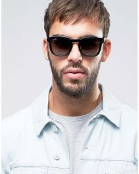 Gucci - Black Square Sunglasses Gg 1113/s for Men - Lyst