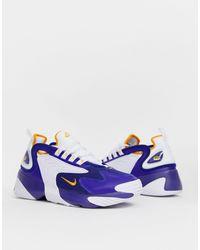 Zoom 2K - Baskets Nike pour homme en coloris Blue