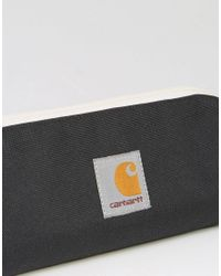 Carhartt WIP Carhartt Watch Pencil Case In Black for men