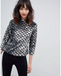 INC NEW Women/'s Long Sleeve Corset Front Casual Shirt Top TEDO