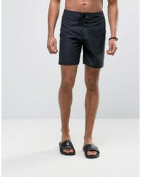 Billabong | Black Board Shorts All Day 17 Inch for Men | Lyst