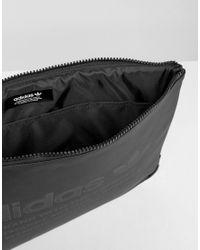 Adidas Originals Nmd Sleeve Wallet In Black Bk6799 for men