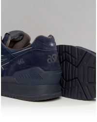 Asics Blue Gel-respector Sports Performance Sneaker
