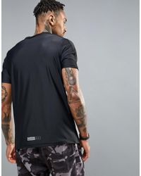 Ellesse Black T-shirt With Small Logo for men