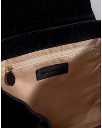 Warehouse - Black Mini Backpack - Lyst