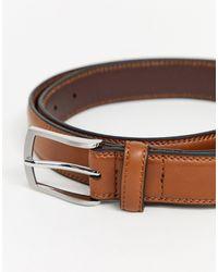 Коричневый Ремень И Бумажник Topman для него, цвет: Brown