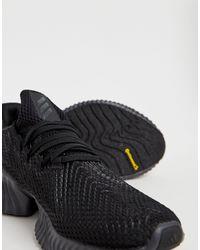 Adidas Running - Alphabounce Instinct - Sneakers nere di Adidas Originals in Black