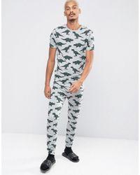 Buy Cheap Supply Mens Pyjama Set Skiny Professional Online Reliable Sale Online Supply Cheap Online P0gsTDkm