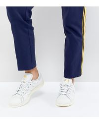 Adidas Originals Off White Stan Smith Sneakers