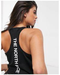 TNL - Top senza maniche nero di The North Face in Black