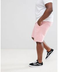 Pantalones cortos Jack & Jones de hombre de color Pink