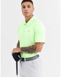 Adidas Originals Green Ultimate 2.0 Polo for men