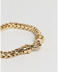 Vitaly - Metallic Kusari Gold Chain Bracelet for Men - Lyst