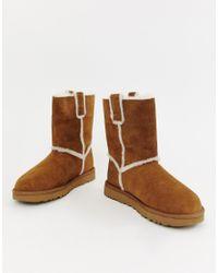 Светло-коричневые Ботинки Ugg, цвет: Brown