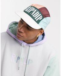 RIPNDIP - Chromatic Camper - Casquette - colore RIPNDIP pour homme en coloris Multicolor