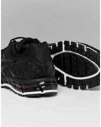 Asics - Running Gel Quantum 180 Sneakers In Black T837n-1690 - Lyst