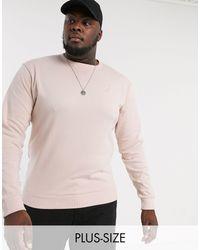 Sudadera Bolongaro Trevor de hombre de color Pink