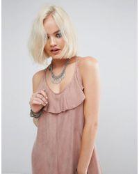 Religion Gray Moonlilght Maxi Dress