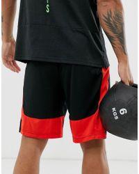 Nike – Sport Pack – e Shorts in Black für Herren