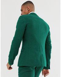 Veste ASOS pour homme en coloris Green