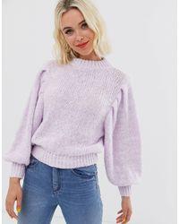 Jersey ASOS de color Purple