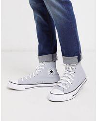 Converse – Chuck Taylor All Star – e Sneaker in Gray für Herren